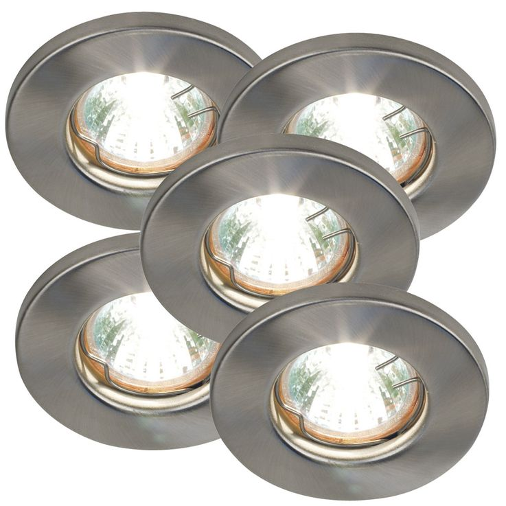 Set of 5 recessed spot lamps living dining room spotlights lamps lamp  Nordlux 15710132 – Bild 1