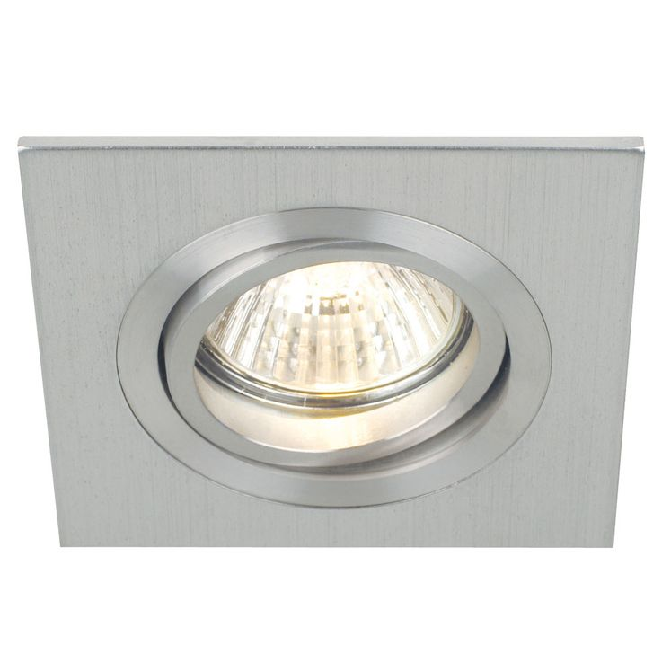 Ceiling lamp living bath room recessed spotlight ALU lamp Spot swiveling  Nordlux 54510129 – Bild 1