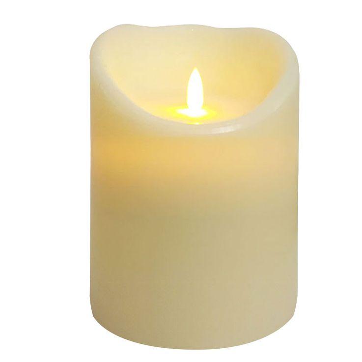 Lampe à cire à LED lampe de table à manger éclairage de la lampe en ivoire décoration de la fenêtre  Nordlux 81706000 – Bild 1