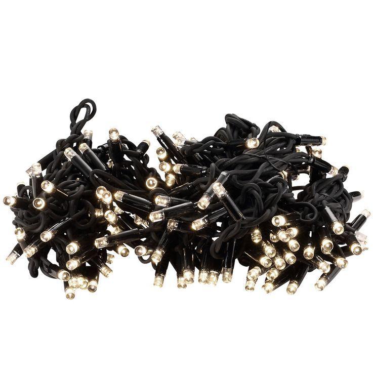 LED Lichterketten Vorhang mit 150 LEDs CURTAIN150 – Bild 2