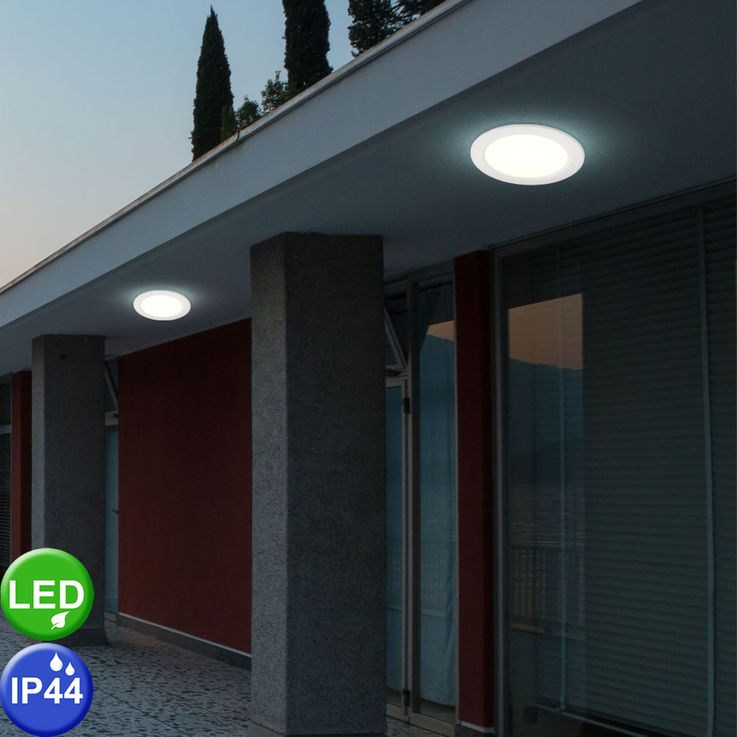 LED encastré, dimmable, diamètre 14,5 cm PALMA14 – Bild 3