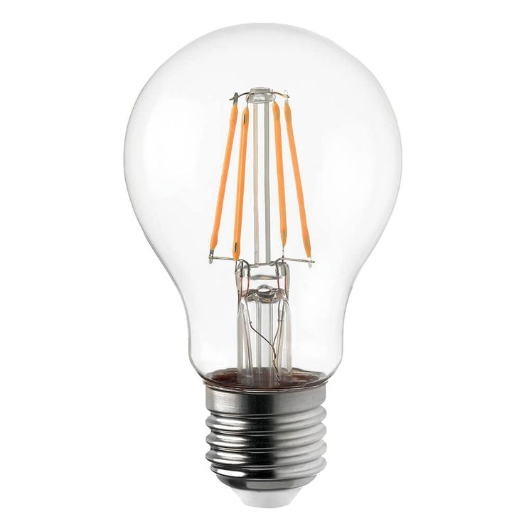LED 7,5 Watt bulb filament ball warm white lighting dimmable EEK A + E27  Light  Me LM85139 – Bild 1