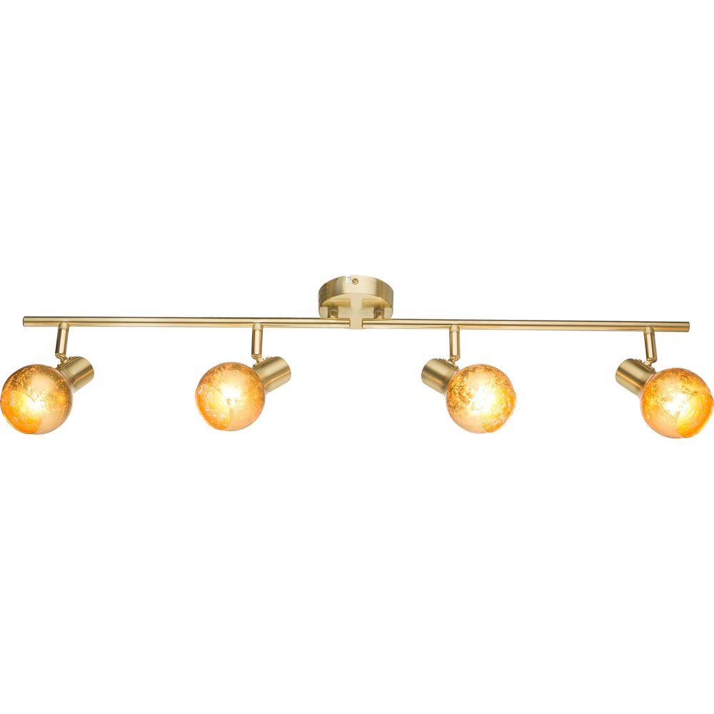 Astounding Messing Deckenlampe Foto Von Goldene Deckenlampe, Messing, Globo Tigre – Bild