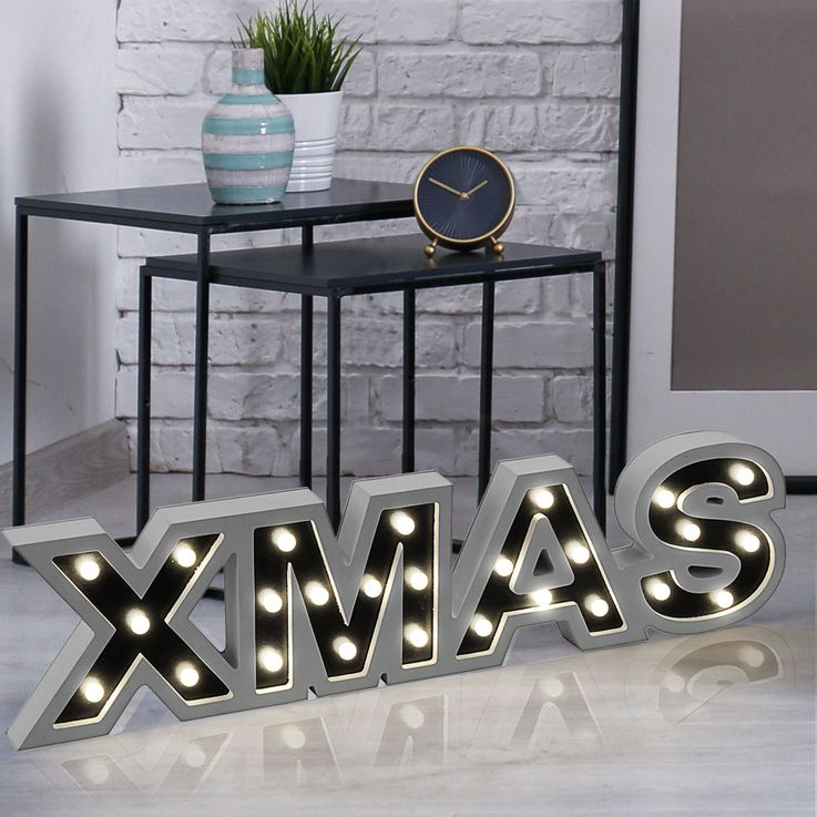 XMAS LED Stand Lamp Living Room Christmas Winter Decoration Window Bench LightsDirect 90106  -16 – Bild 2