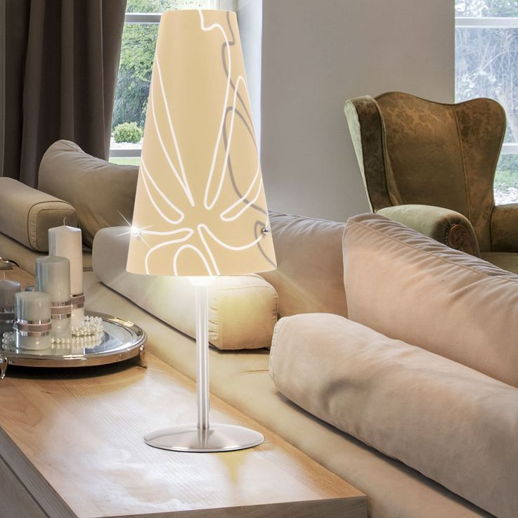 Table lamp in different colors, height 36 cm ISI – Bild 3