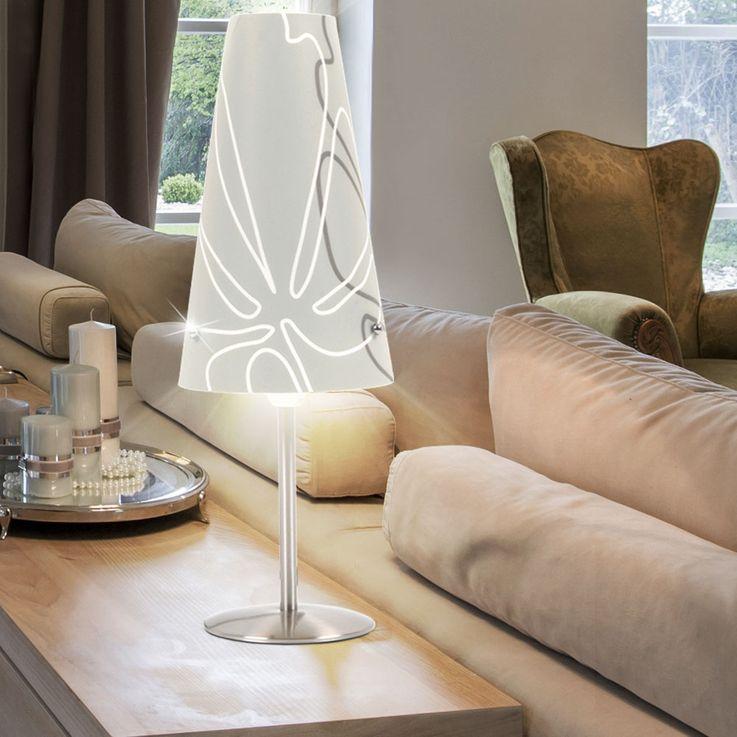 Lampe de table en différentes couleurs, hauteur 36 cm ISI – Bild 4