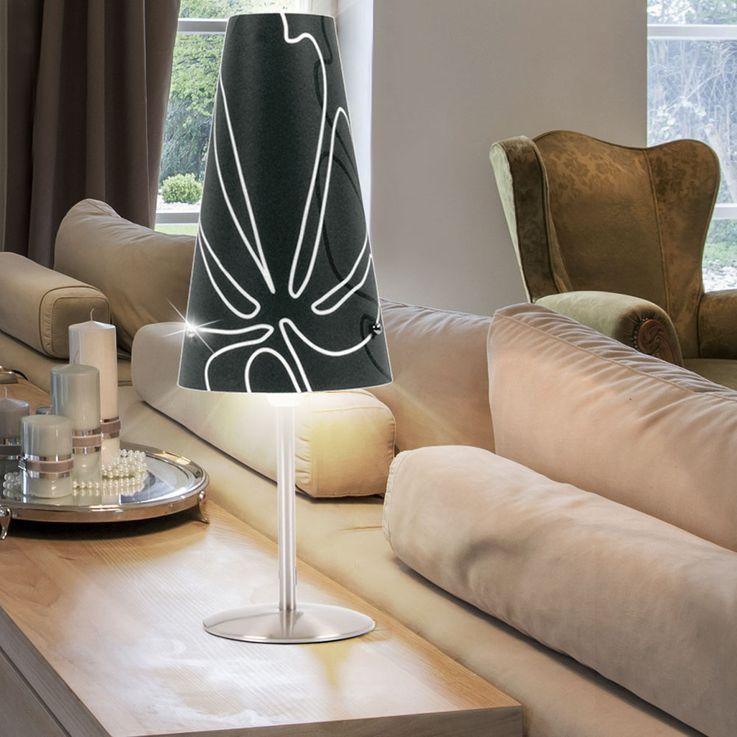 Lampe de table en différentes couleurs, hauteur 36 cm ISI – Bild 6