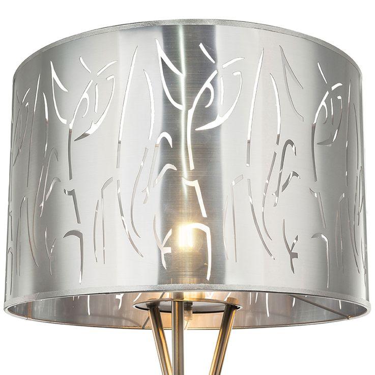 Luxury Stand Lamp Tripod Sleep Room Ceiling Floodlight Decor Pattern Stand Lamp  Globo 15360S1 – Bild 8