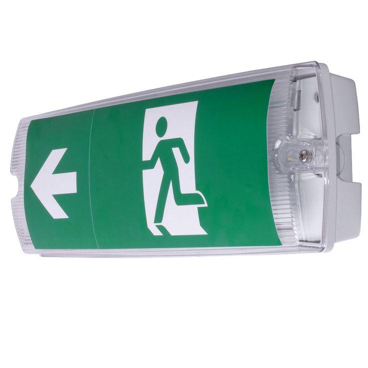 LED Fluchtweg Notleuchte für die Wandmontage VT-524 – Bild 1