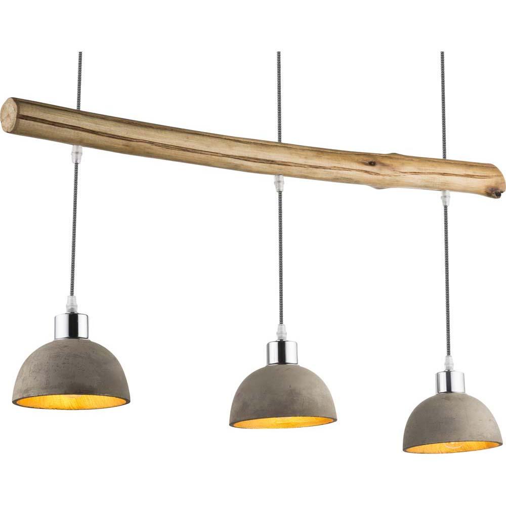 Luxus Hänge Strahler Leuchte Wohn Ess Zimmer Lampe Beton