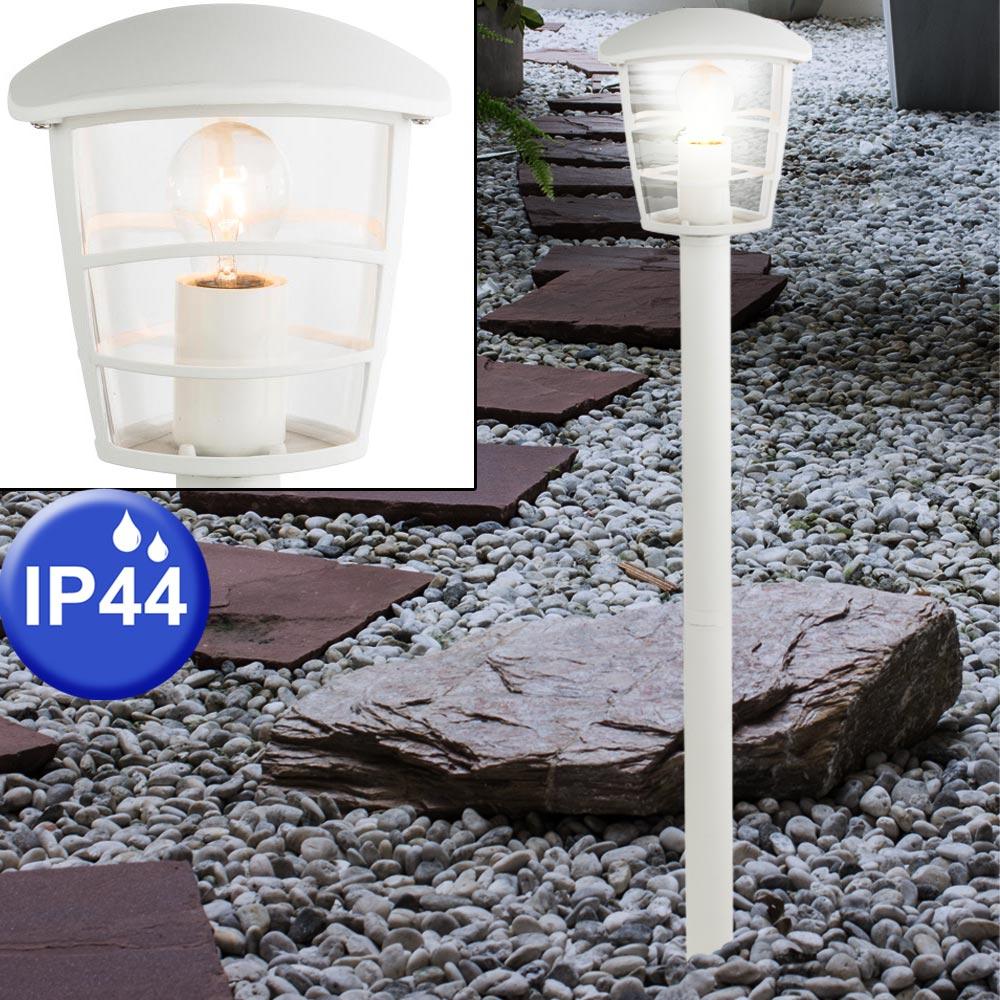 Aluminum White Floor Lamps Omero