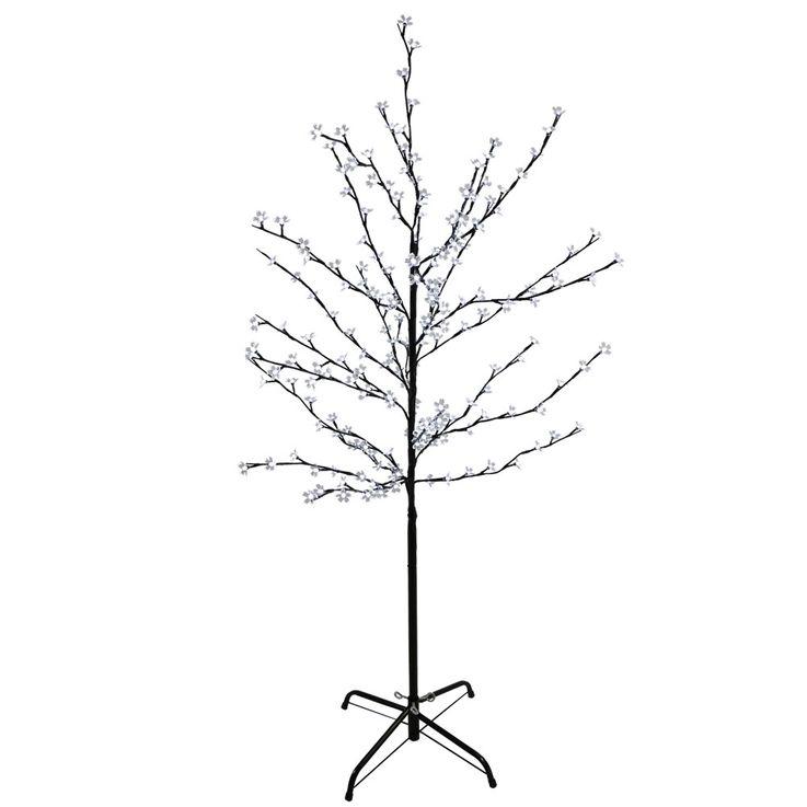 200x LED cherry blossom tree, height 150 cm – Bild 1