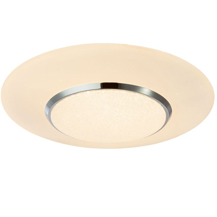 LED ceiling lamp, star effect, remote control, CANDIDA – Bild 8