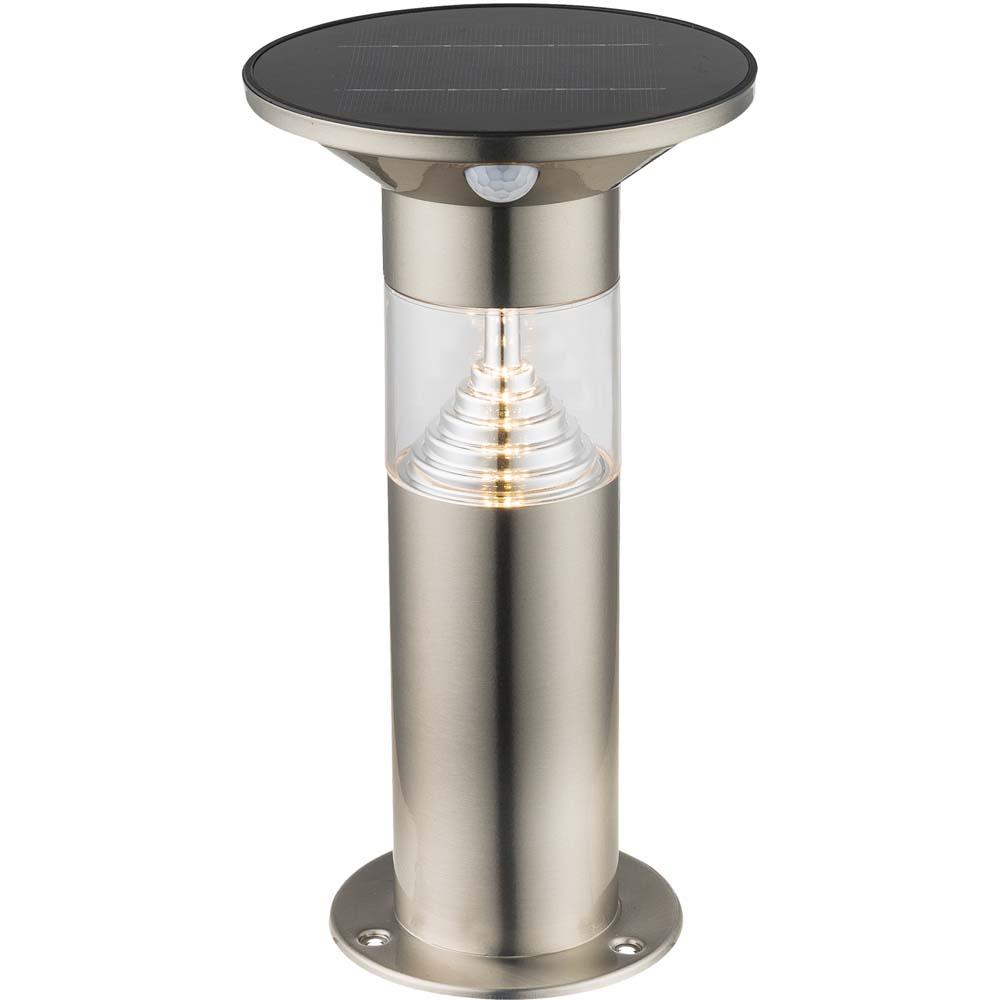 Led Solarleuchte Edelstahl Sockelleuchte 32 Watt Ip44