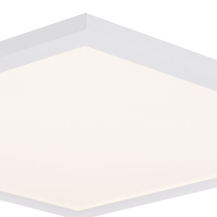 LED A Panel Panel Ceiling Lamp Living Room Remote Control Day Light Lamp Dimmable  Globo 41604D2F – Bild 6