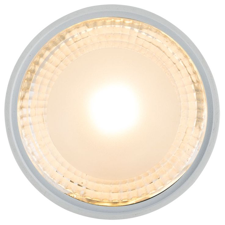 LED ceiling light living room lighting glass white spotlight lamp clear satin  Globo 12007W – Bild 4