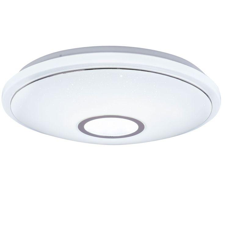 LED Deckenlampe, CCT Schaltung, D 50 cm, CONNOR – Bild 1