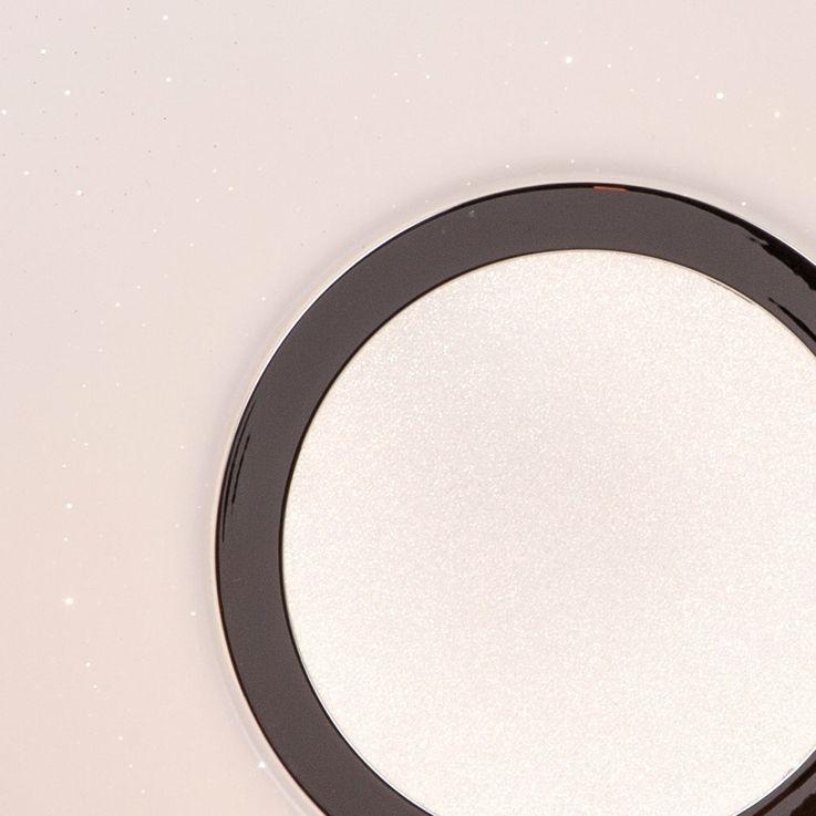 LED Deckenlampe, CCT Schaltung, D 50 cm, CONNOR – Bild 5
