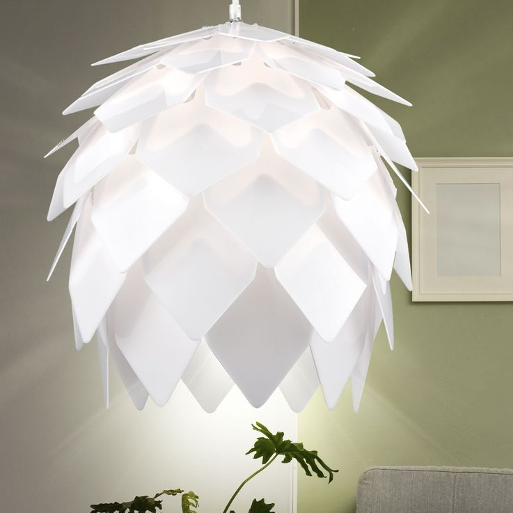 Hanging ceiling lamp pendant lamp living room lighting cones-shape spotlight  Esto 15034 – Bild 3