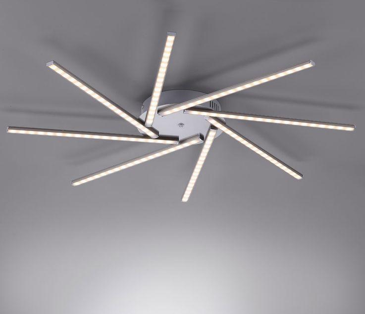 RGB LED Deckenlampe, Sonnen Optik, Fernbedienung, D 78,5 cm – Bild 7