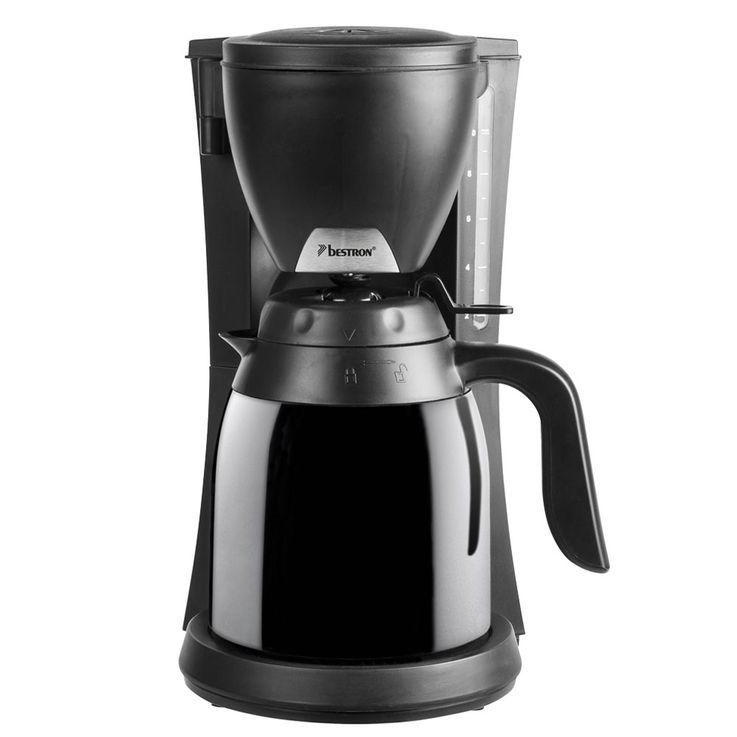 3er Set Küchen Frühstücks Set 2-Scheiben Toaster Wasser Kocher Kaffee Maschine schwarz – Bild 5