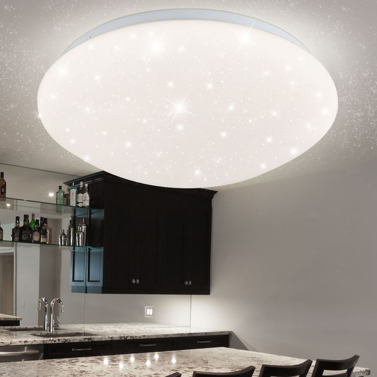 RGB LED ceiling lamp children sleep room stars sky effect lamp dimmable REMOTE CONTROL – Bild 8
