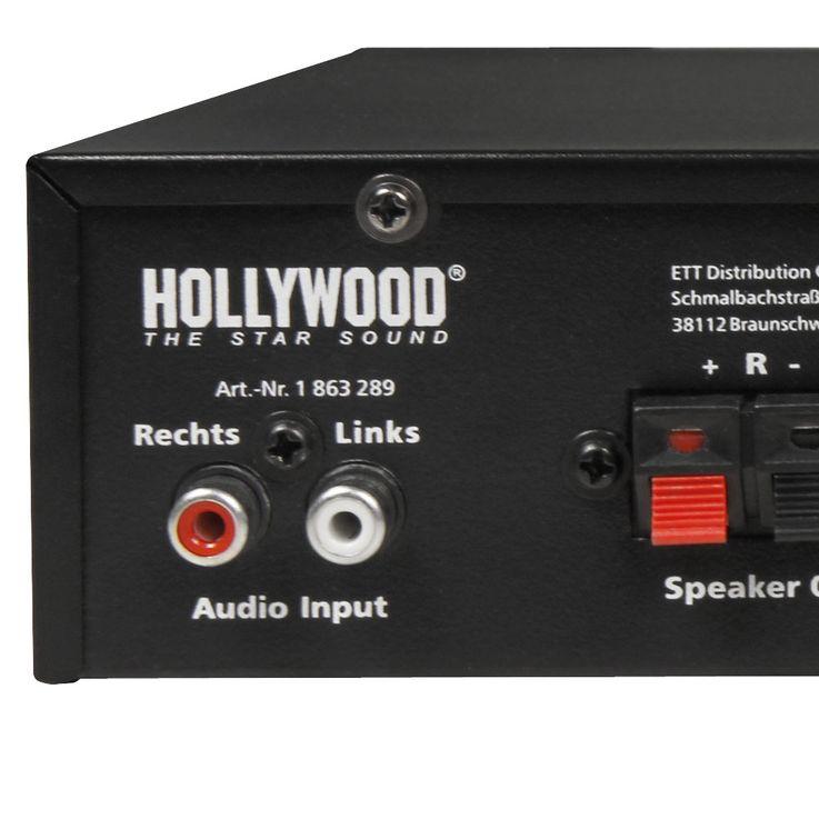 Sonorisation PA Party Keller Boîtiers compacts pour amplificateur de musique MP3 Bluetooth Microphones DJ  -MINI 2 – Bild 5