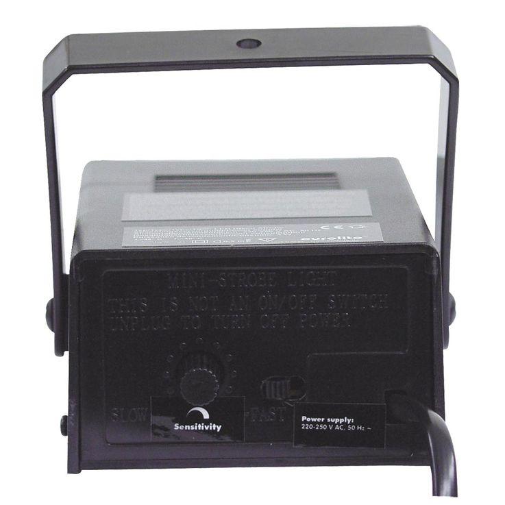Sonorisation PA Party Boîtiers compacts pour amplificateur de musique Bluetooth MP3 Microphones Disco Strobe DJ  -MINI 3 – Bild 12