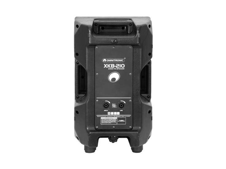 OMNITRONIC XKB-210 2-Wege Lautsprecher – Bild 2
