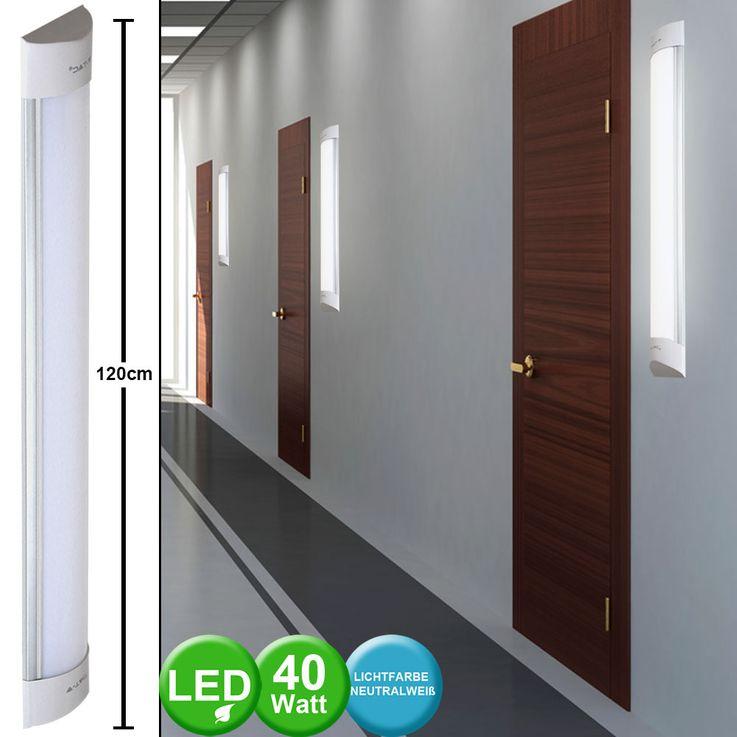 LED Decken Lampe Küchen Bade Zimmer Beleuchtung SAMSUNG CHIP Unterbau Leuchte V-TAC 666 – Bild 3
