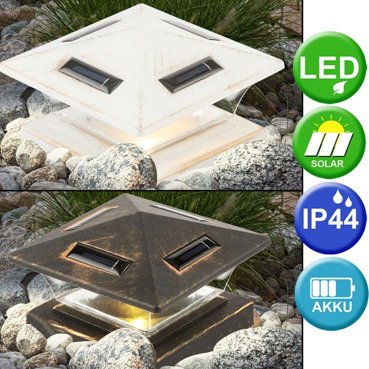 LED Solarleuchte, Antik, 6hrs – Bild 2