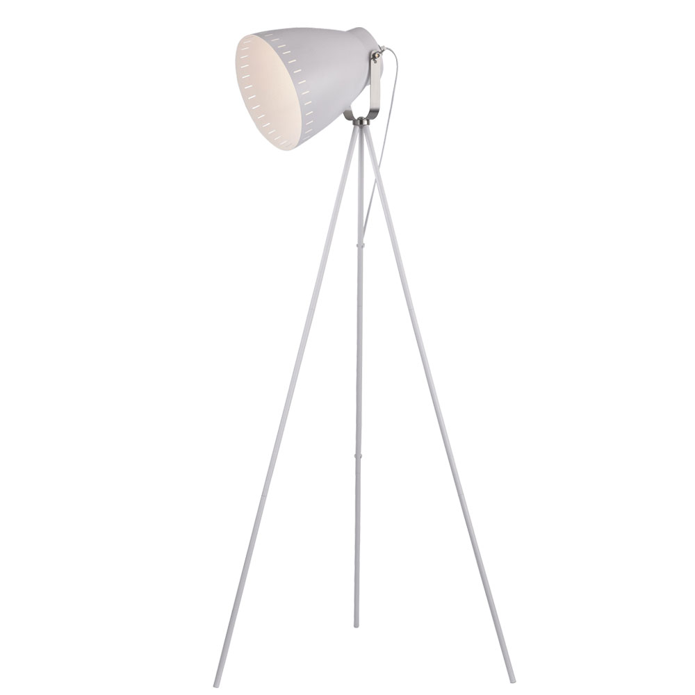 Rgb Led Tripod Floor Lamp Swiveling Screen H 167 5 Cm Etc Shop