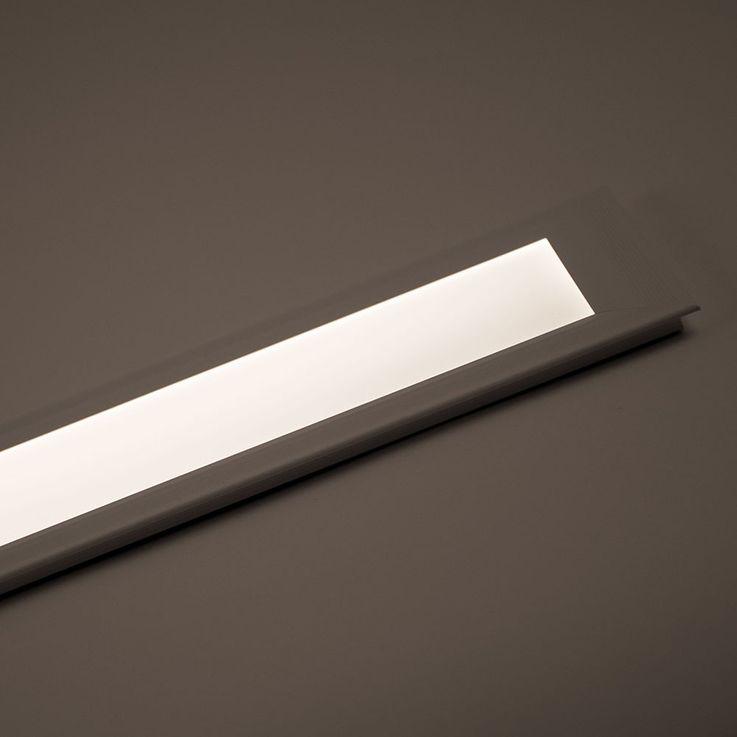 40 Watt LED Panel Einbau Decken Leuchte dimmbar APP Steuerung CCT Schaltung Lampe Fernbedienung – Bild 6