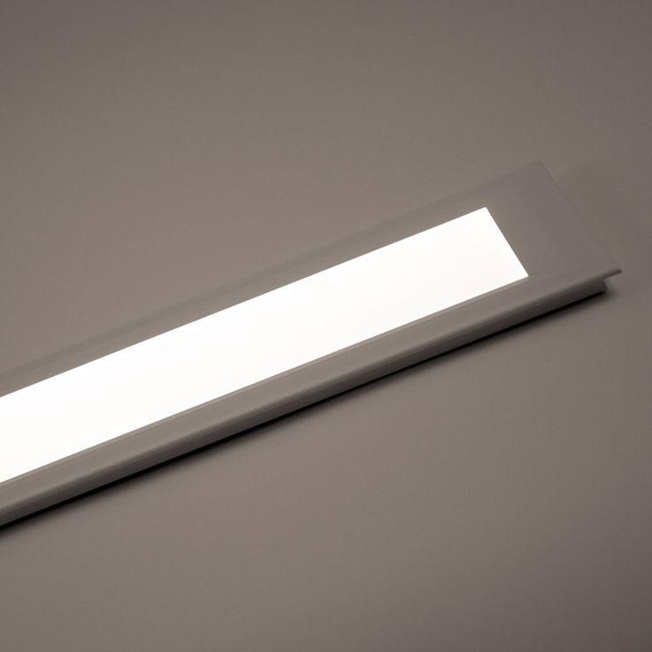 40 Watt LED Panel Einbau Decken Leuchte dimmbar APP Steuerung CCT Schaltung Lampe Fernbedienung – Bild 7