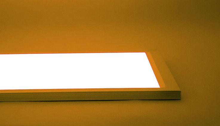 RGB LED plafonnier à panneau encastrable avec interrupteur dimmable pour luminaire résidentiel – Bild 4