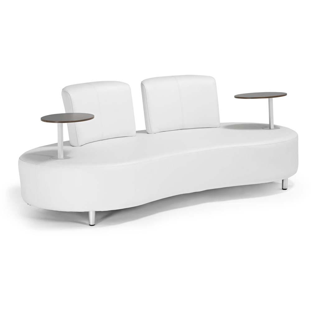 Gartentische - Sofa, Tische, Aluminium, Polyester, TPU, weiß, Höhe 78 cm  - Onlineshop ETC Shop