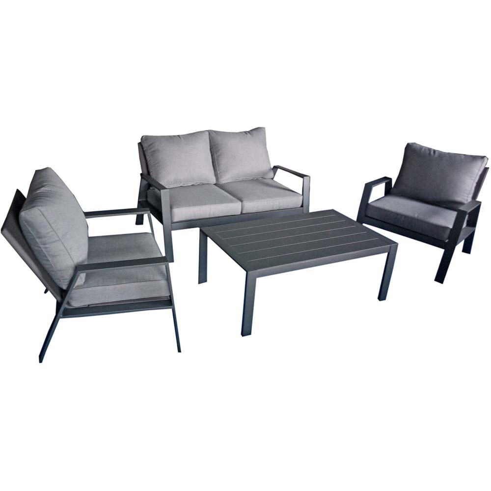 Loungemöbel - 4 Teilig, Lounge Set, Harms VICTORIA  - Onlineshop ETC Shop