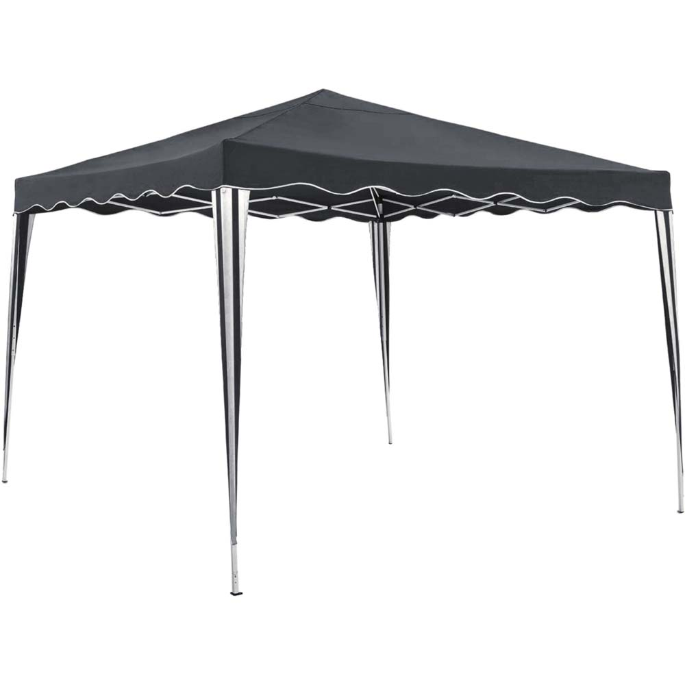 Pavillons - Pavillon GANGES, grau, 3x3 m  - Onlineshop ETC Shop