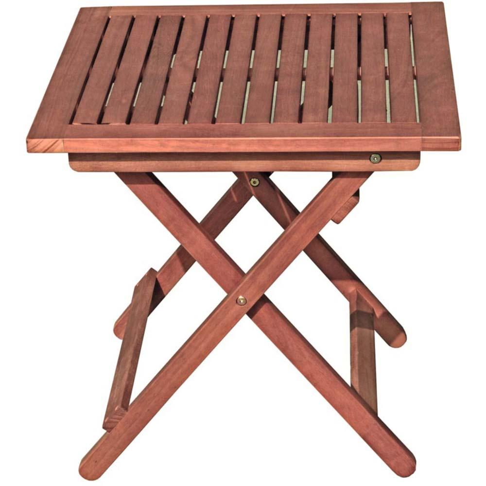 Gartentische - Tisch, klappbar, braun, Harms BEREA  - Onlineshop ETC Shop
