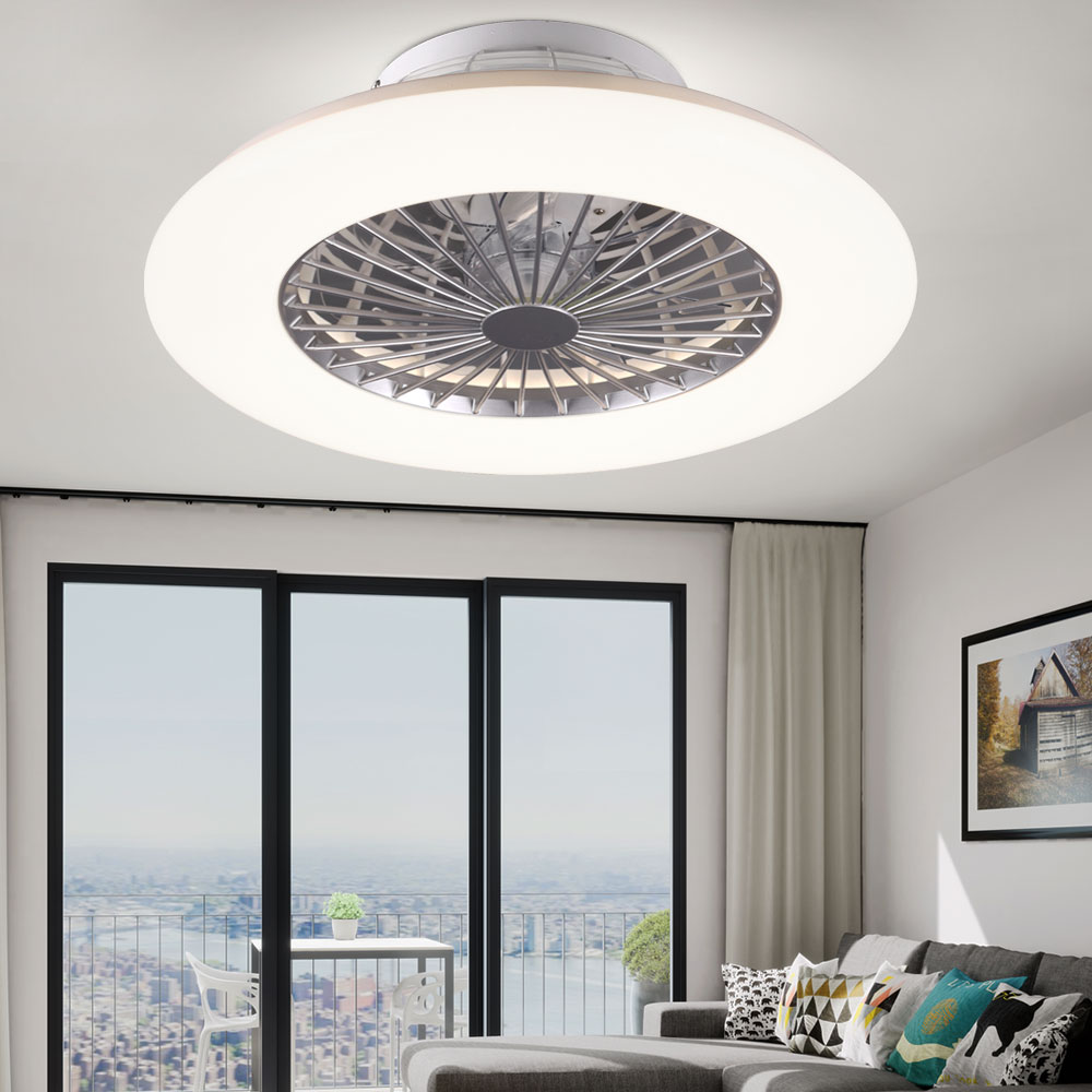 Dimmable Led Ceiling Fan Stralsund