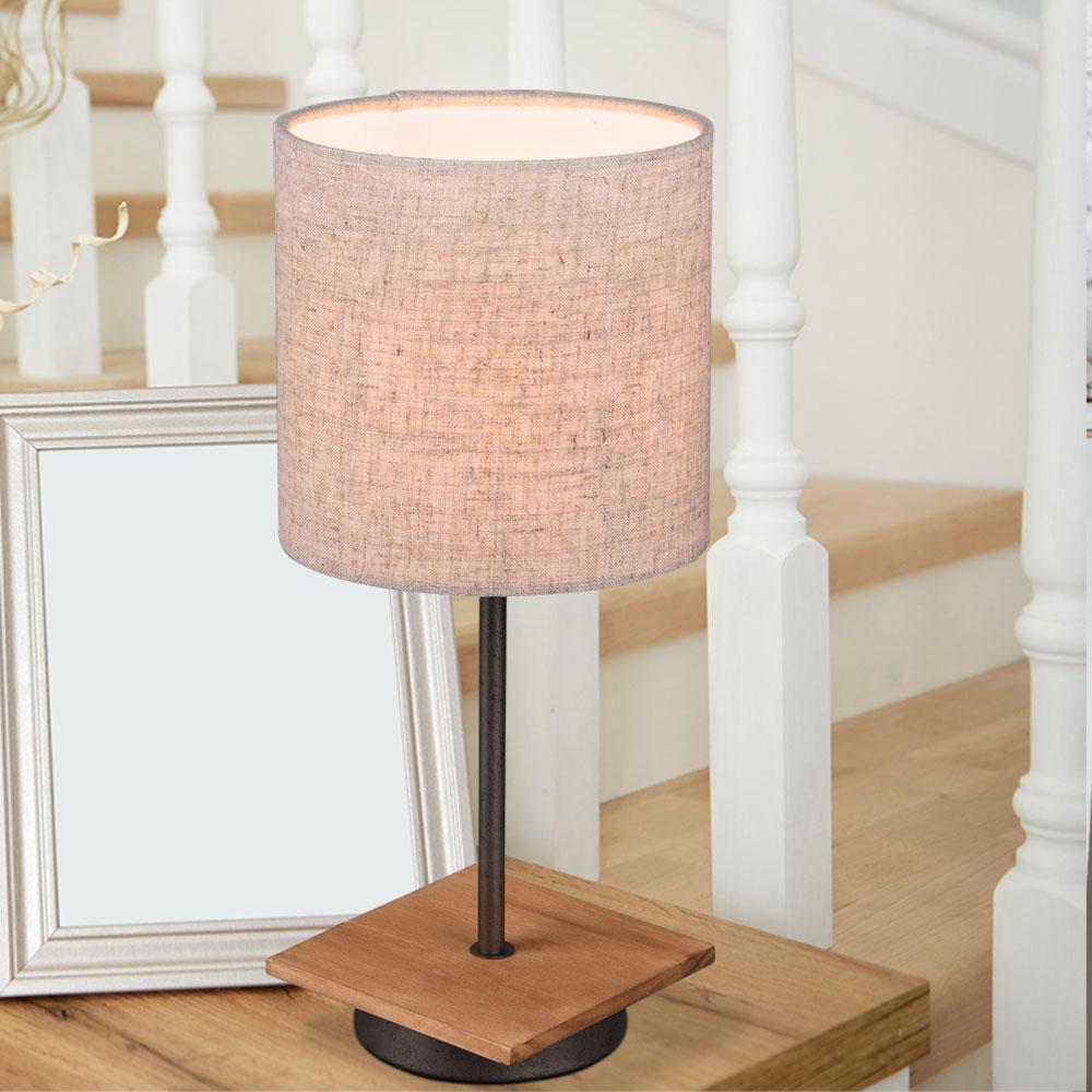 Paket] Schreib Tisch Lampe Holz Wohn Ess Schlaf Arbeits Zimmer ...