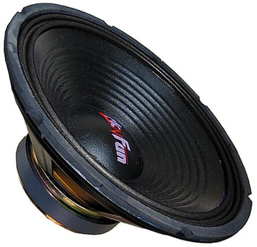 Subwoofer voiture hi-fi chaîne sons basse 300 watts Tuning BlackLine 15 380 mm – Bild 1