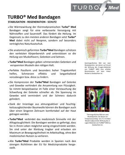Handgelenk-Bandage Überlastung Sehnenscheidenentzündung Sport Hand – Bild 4