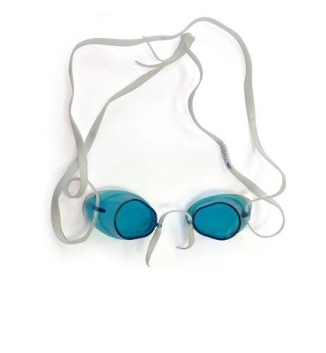 TURBO Profi-Schwimmbrille Grenoble Gläser celeste blau