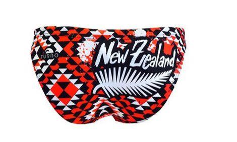 TURBO Bikini NEW ZEALAND für Schwimmerinnen Mix & Match – Bild 6