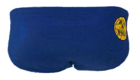 TURBO Wasserballhose WP Schwimmhose Herren Basic dunkelblau marine