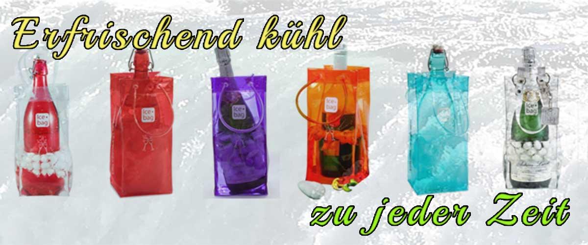 Ice Bag Flaschenkühler