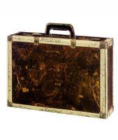 Tragepräsentkarton Koffer mit Griff für 3 Flaschen 25 Stück