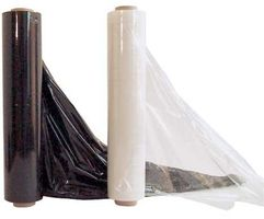 Stretchfolie transparent, 270 m x 50 cm breit, 1 Rolle