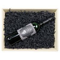 Füllmaterial für Verpackung aus Papier SizzlePak schwarz 10 kg